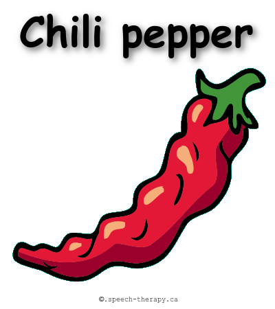 """a comparison of chili pepper speech How do you spell the name for a capsicum pepper, a spicy pepper – chile, chili, chilli or chilie chile or chili when you see the word """"chile"""", what do you think of."""